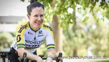 Spratt buoyed by strong road race team - Bunbury Mail