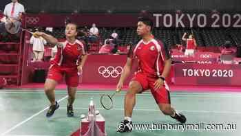 Boilover evades Aussie badminton pair - Bunbury Mail
