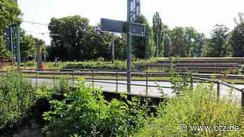 Jena: Straßensperrung vor dem Neutor beginnt