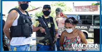 Polícia prende suspeita de participação nas mortes de jovens em Timon - Viagora