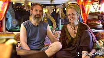 Hammer Aussteiger Yvonne und Sascha Klesse leben im Wohnmobil - wa.de