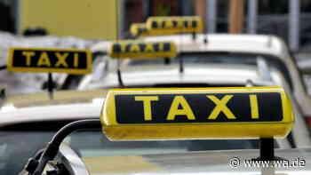 Taxifahrer lässt Rollstuhlfahrerin vor Hauptbahnhof in Hamm stehen - wa.de
