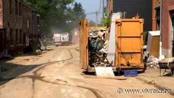 Rochefort et Jemelle: quatorze kilomètres de voiries sinistrées à nettoyer - vivreici.be