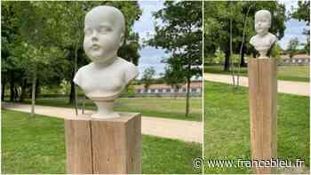 """Un buste du fils de Napoléon 1er, """"bébé impérial"""", volé à Rochefort - France Bleu"""