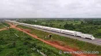 Ground-breaking ceremony held for Nigeria's Kano – Kaduna railway - International Railway Journal