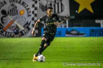 Wendson, do Ceará, fala sobre salto na carreira em 2021 e dedica primeiro gol no time ao avô - O POVO