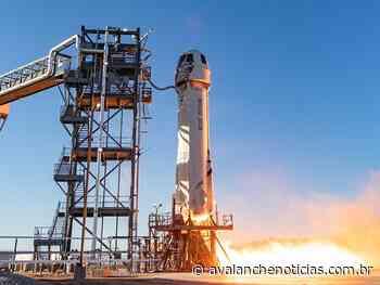O salto suborbital de Jeff Bezos em New Shepard está a apenas algumas horas de distância - Avalanche Noticias