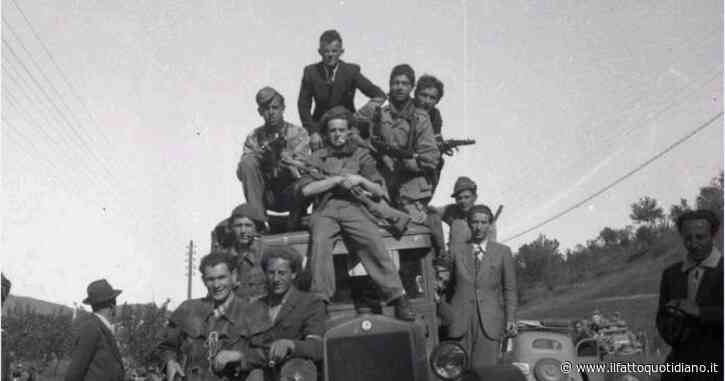 Testimonianze della Resistenza, Verità Annunziata e Piero Conte nel Memoriale dell'Associazione nazionale partigiani
