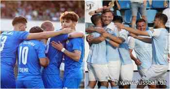 4:0! Halberstadt verdirbt Covic-Comeback - Fussball.de