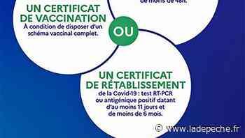 Caussade. Pass sanitaire obligatoire - ladepeche.fr