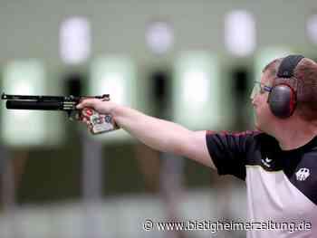 Olympia: Reitz Fünfter mit Luftpistole: Bin sehr, sehr zufrieden - Bietigheimer Zeitung