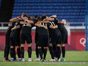 Olympia: Motivation Eröffnungsfeier: DFB-Team braucht Pflichtsieg - Bietigheim-Bissingen - Bietigheimer Zeitung