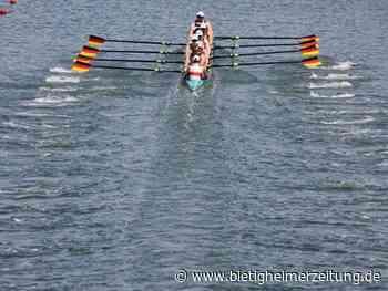 Regatta in Tokio: DRV-Boote überzeugen bei Olympia - Achter im Finale - Bietigheimer Zeitung