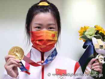 Schießen: Chinesin Yang holt erstes Olympia-Gold in Tokio - Bietigheimer Zeitung