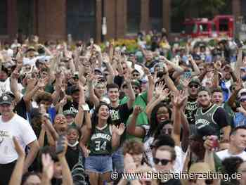 NBA: Tausende Fans feiern die Meisterschaft der Bucks - Bietigheimer Zeitung