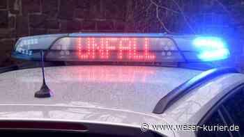 Unfall in Lilienthal: Motorrad prallt gegen Auto - WESER-KURIER - WESER-KURIER