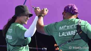 Valencia y Álvarez le dan la primera medalla a México en tiro con arco en Tokio 2020 - EL PAÍS México