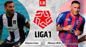 GOL PERU EN VIVO: VER Alianza Lima vs Alianza Huánuco ONLINE GRATIS GolPeru en vivo por internet a qué hora ju - LaRepública.pe