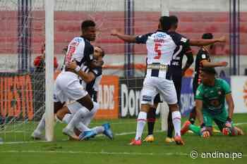 Liga1: Alianza Lima inicia en la cima de la Fase 2 tras culminar primera jornada - Agencia Andina