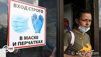 +++ Coronavirus hoy: Rusia registra casi 24 mil contagios diarios +++ - Deutsche Welle