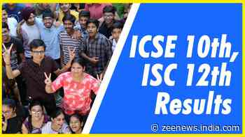 ISC Class 12 board results 2021: Pass percentage stands at 99.76%, girls and boys neck-to-neck