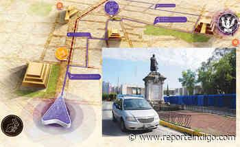 La caída del descubridor, retirar estatua de Colón - Reporte Indigo