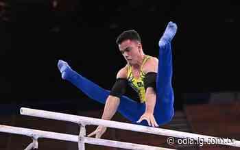 Caio Souza confirma classificação para final no salto nos Jogos Olímpicos de Tóquio - O Dia