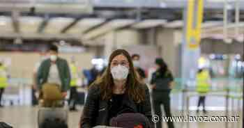 Coronavirus: España impone cuarentena obligatoria para viajeros que lleguen desde Argentina - La Voz del Interior