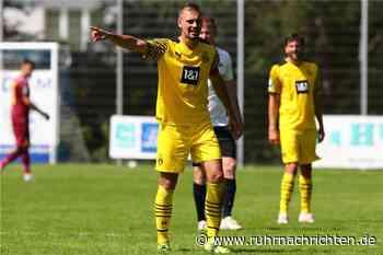 Im Liveticker: Borussia Dortmund II startet beim FSV Zwickau in die 3. Liga - Ruhr Nachrichten