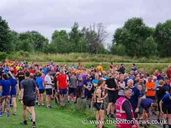 Joy as hundreds of runners return to Bolton Parkrun