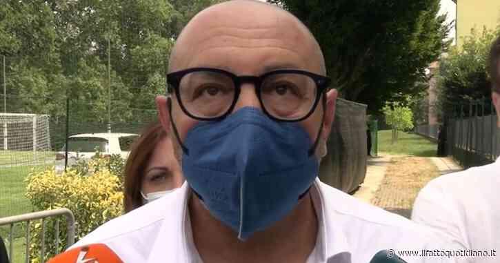 """Luca Bernardo, candidato sindaco del centrodestra a Milano: """"Io armato in ospedale? Sì, è capitato. Ma mai tra i pazienti in corsia"""""""