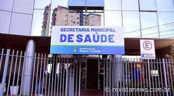 Passo Fundo tem nova sede da Secretaria de Saúde - Revista News