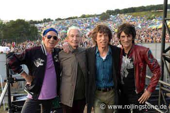"""Rolling Stones: Neue Konzerte der """"No Filter""""-Tour angekündigt - Rolling Stone"""