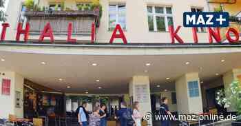 40.000 Euro vom Bund für Thalia-Kino Potsdam Prämie für gutes Programm - Märkische Allgemeine Zeitung