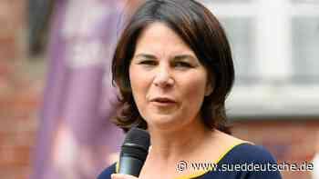 Kanzlerkandidatin Baerbock: Mehr Unterstützung für Kinder - Süddeutsche Zeitung - SZ.de
