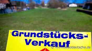 Grundstücksverkäufe bleiben in Brandenburg auf Rekordniveau - Süddeutsche Zeitung