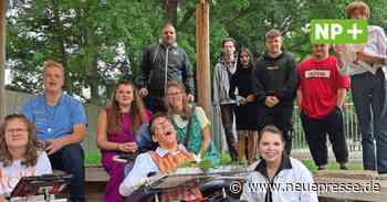 Ronnenberg: Selma-Lagerlöf-Schule Empelde verabschiedet 13 Absolventen - Neue Presse