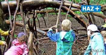 Ronnenberg: Kinder von Inkitaro-Kita erleben den Wald - Hannoversche Allgemeine