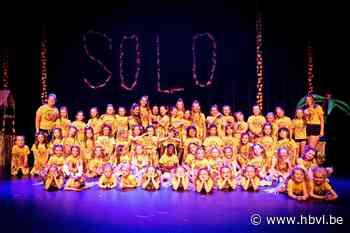 Dansgroep Solo geeft grote dansshow (Herk-de-Stad) - Het Belang van Limburg Mobile - Het Belang van Limburg