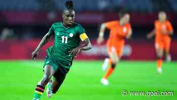 Olympics Football: Zambia's Banda 'wants to become the best in the world'