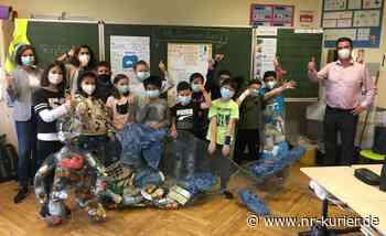 Kinder der Marienschule Neuwied beschäftigten sich intensiv mit Umweltschutz - NR-Kurier - Internetzeitung für den Kreis Neuwied