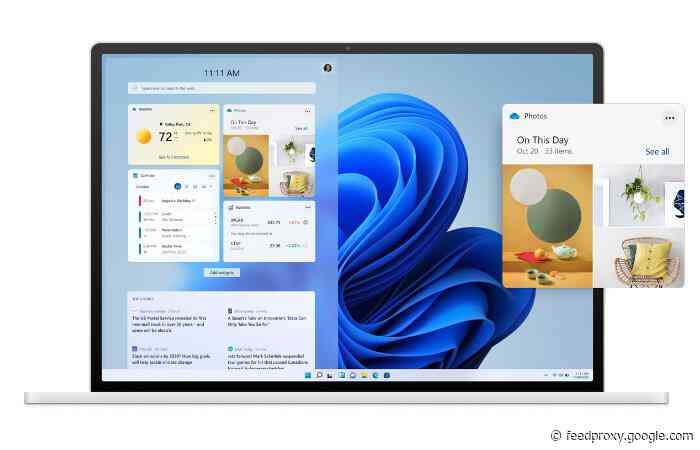 Windows 11 Insider Preview Build 22000.100 rolls out