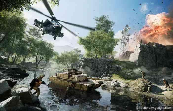 Battlefield Portal lets you build your own custom battles