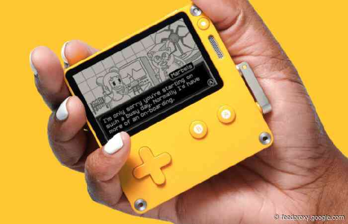 Playdate handheld games console preorders start July 29th