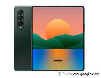 New Samsung Galaxy Z Flip and Z Fold 3 will have an IPX8 rating