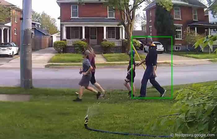 Raspberry Pi powered AI sprinkler security system soaks trespassers