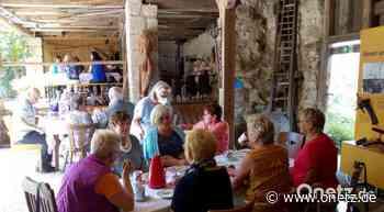 Endlich wieder Austausch: Erstes Treffen seit Monaten des Seniorenclubs Eschenbach - Onetz.de