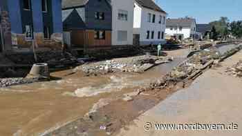 Bilder zeigen das Ausmaß des Hochwassers in NRW - Nordbayern.de