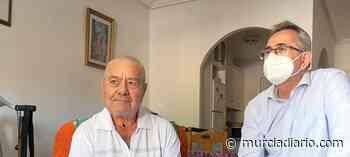 El Cante de las Minas rinde homenaje al minero Francisco Casanova Sánchez y a Francisca Ortiz Martínez, viuda de Sebastián Morales Bayona - Murciadiario