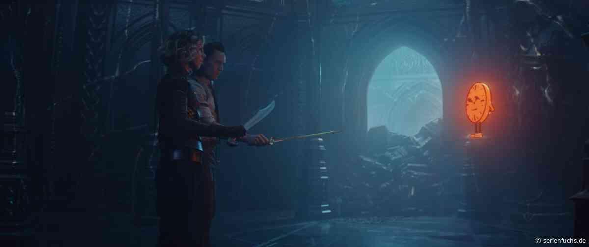 """""""Loki"""": Diese Szene schaffte es nicht in das Finale von Staffel 1 - serienfuchs.de"""
